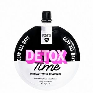 VS PINK Detox Time Clay All Day Face Mask